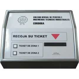 STN IM2Z - Modulo de impresion de Tickets para dos zonas