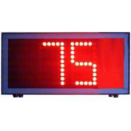 CNTG 2S - Contagem de pulsos dois dígitos de 18 cm. Altura