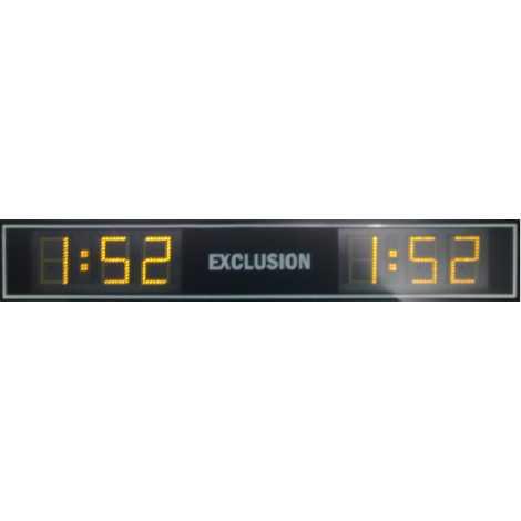 MDG-EXC6S - Cronómetro de exclusión