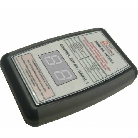 CEG 25RX - Sistema inalámbrico de aviso de llamadas