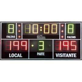 MDG Mini Sport13 - Tableau de bord électronique avec 13 chiffres