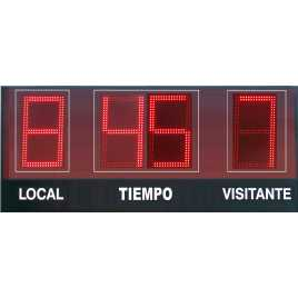 MDG EXT D4RN - Electronic scoreboard Outdoor four digits