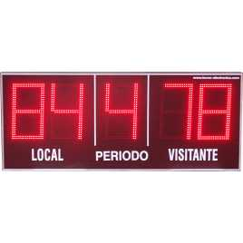 MDG EXTD5B - Electronic scoreboard sports outdoor five-digit