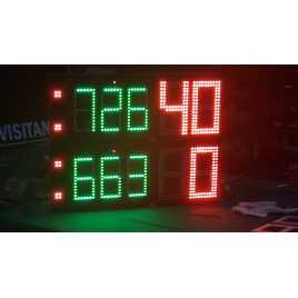 MDG TN3SN - Marcador esportiu electrònic per Tennis i pàdel indicador de 3 sets.