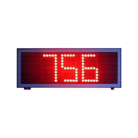 Contador de impulsos de 3 cifras de 50 cm. de altura. CNTG3S
