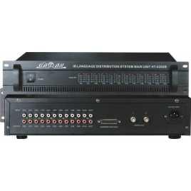 GHT6300M - Modulador d'Infrarojos per a 11 canals per a sistemes de traducció simultània