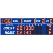 Marcador de Beisbol y Softball MDG- BSB D28SR