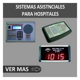 Sistemas asistenciales para hospitales y residencias