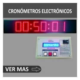 Temporizadores eletrônicos