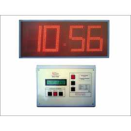 Sports electronic timers with 4 digits