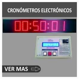 Cronómetros electrónicos